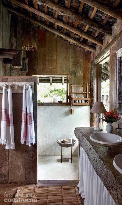 Kúpelne na štýl vidieka - Obrázok č. 29