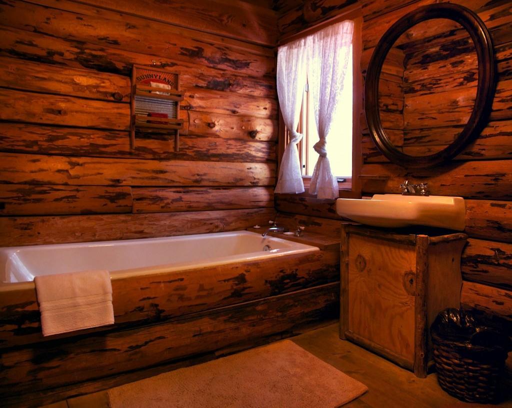 Kúpelne na štýl vidieka - Obrázok č. 30