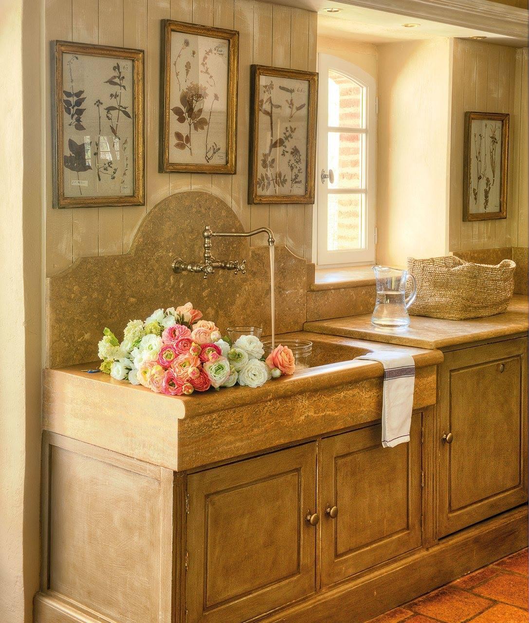 Kúpelne na štýl vidieka - Obrázok č. 32