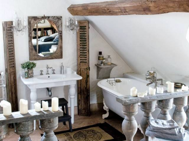 Kúpelne na štýl vidieka - Obrázok č. 43