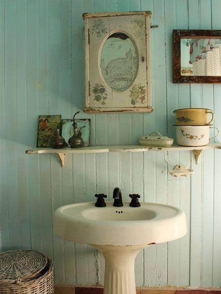 Kúpelne na štýl vidieka - Obrázok č. 54