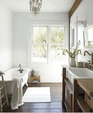 Kúpelne na štýl vidieka - Obrázok č. 83