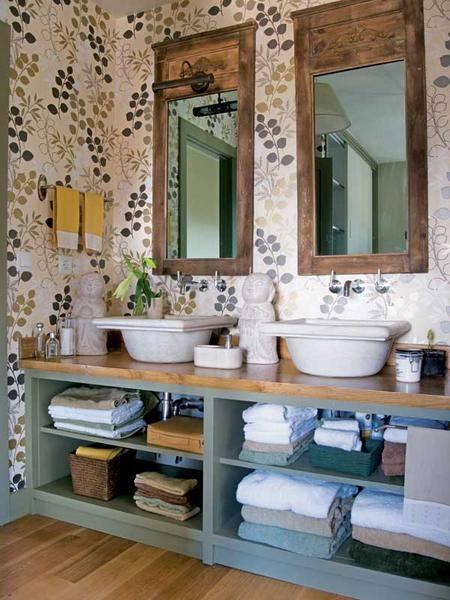Kúpelne na štýl vidieka - Obrázok č. 86