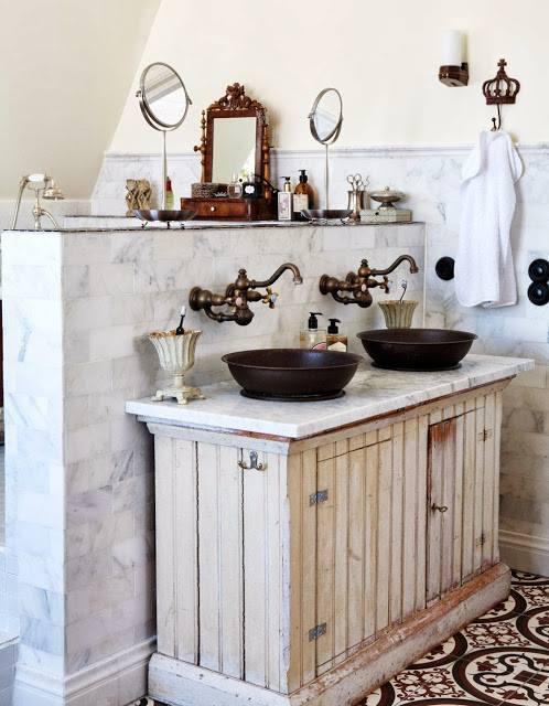 Kúpelne na štýl vidieka - Obrázok č. 93