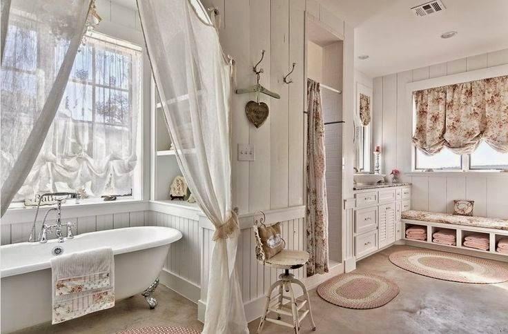 Kúpelne na štýl vidieka - Obrázok č. 101