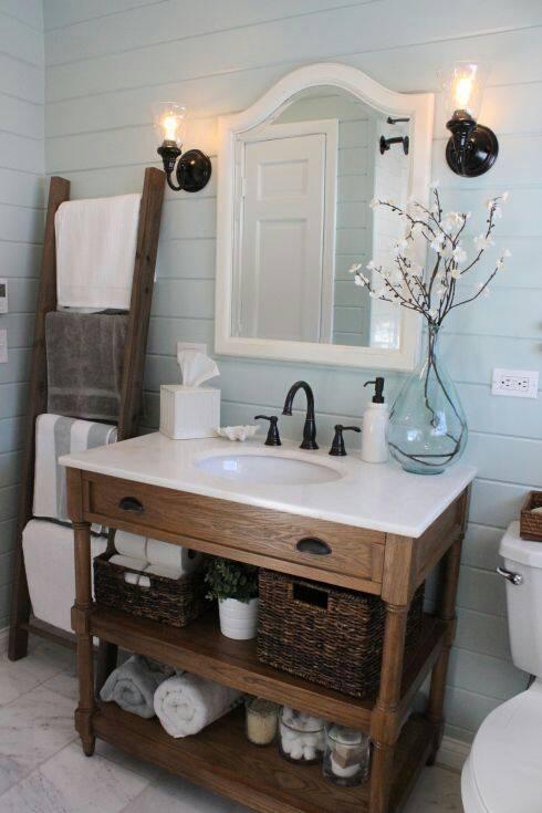 Kúpelne na štýl vidieka - Obrázok č. 108