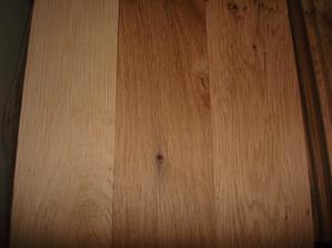 podlaha do celého domu - drevená