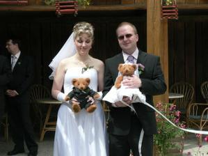 My a medvědi z auta :-)