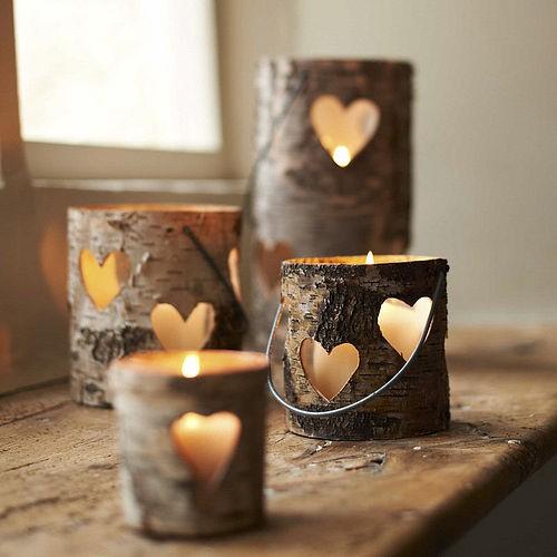 Naša romantic-rustic svadba ♥ - Tip na svietničky :-)
