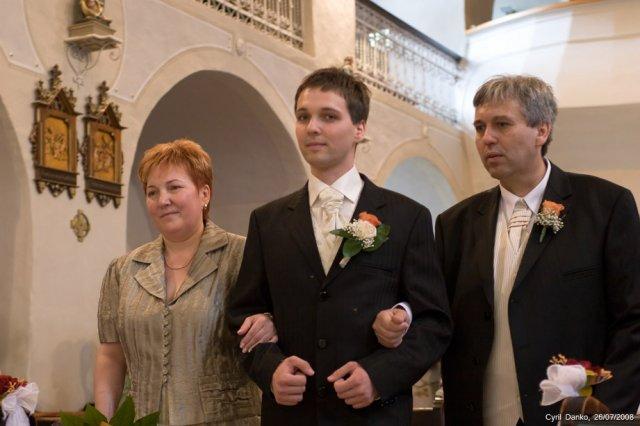 Meliska{{_AND_}}Peťo - Peťko s rodičmi