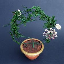 Mučenka - maličká, jemná dekorace