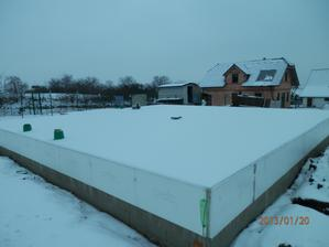 nějakej sníh
