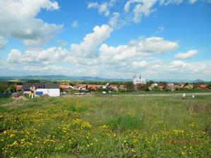 pohled na české středohoří