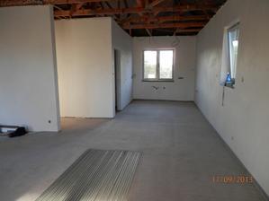 vylité podlahy