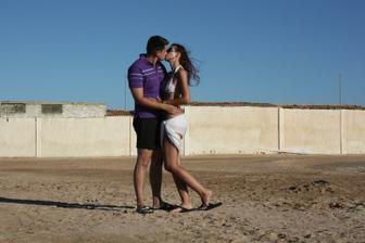 Ako prvé máme jeden druhého a našu lásku:)