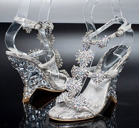 Svadobné topánočky pre inšpiráciu - Obrázok č. 7