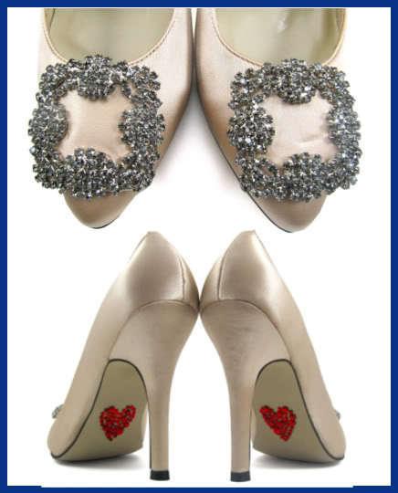 Svadobné topánočky pre inšpiráciu - Obrázok č. 12