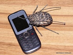 drôtovaný mobiložrút :)
