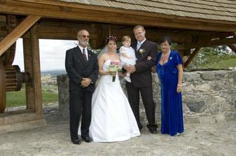 Teta a strejda ženicha