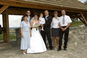 Tety a strejdové nevěsty