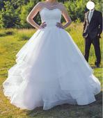 Svadobné šaty Darcey, 36