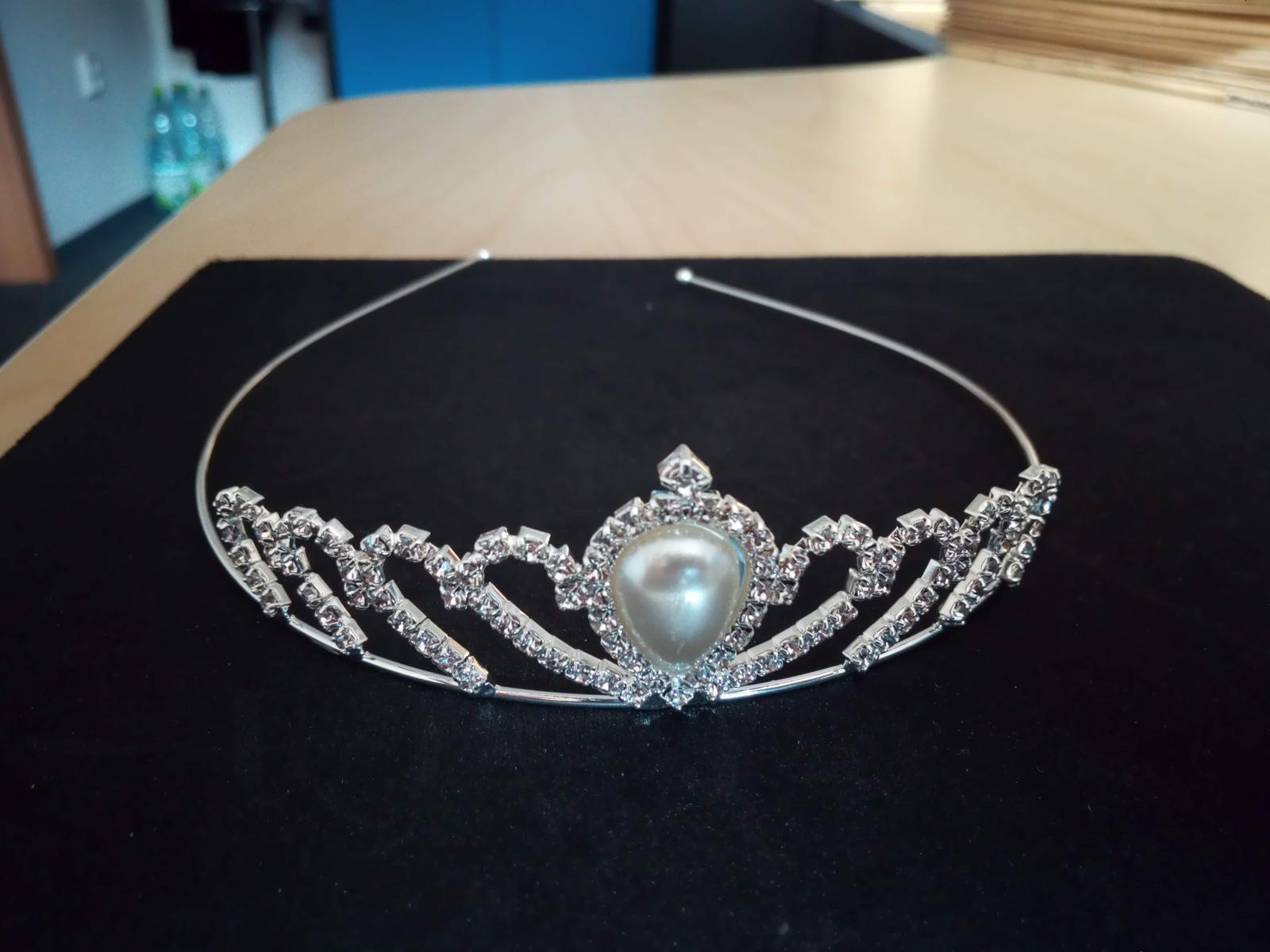 korunka s perlou - Obrázok č. 1