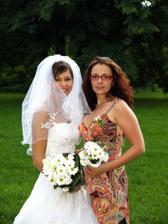 s nejlepší přítelkyní Zuzankou