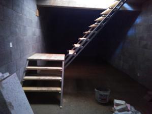 schody by sme mali, ide sa na priecky ;)