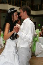 Náš prvý tanček...