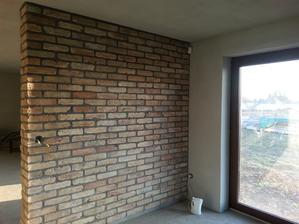 Naša stena v kuchyni :-)
