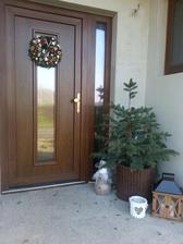 Naša vianočný výzdoba :-)