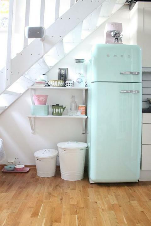 Takéto bývaníčko by som aj brala :-) - Celkom schopná chladnička,však ? :-)