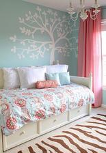 Stenu takú nemusím,ale posteľ je super !!!