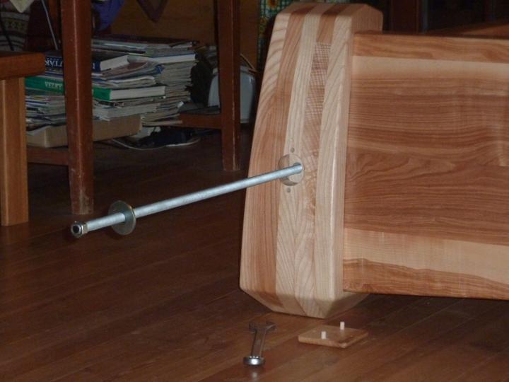 Moja praca, moja radost - Dva metre dlhe  zavitove tyče M16,   8.8    nech to poriadne drži naveky