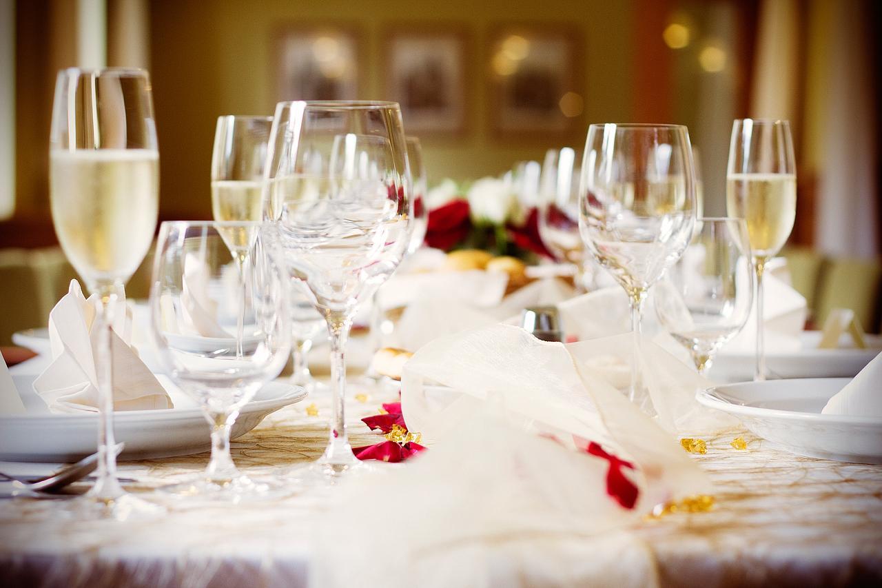 dolcevilla - Svatební tabule v Zimní zahradě