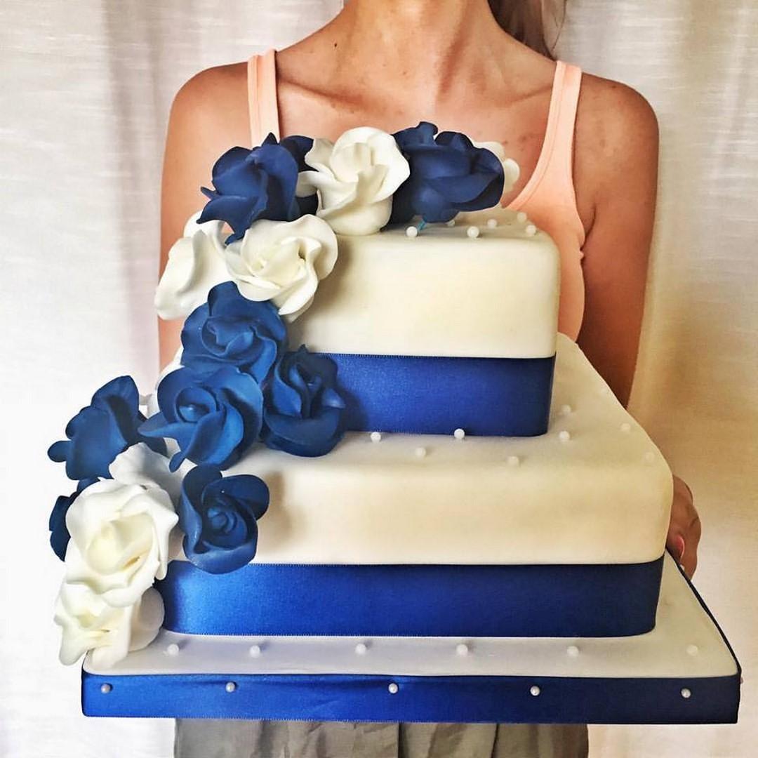 Naše svatební dorty - Obrázek č. 2