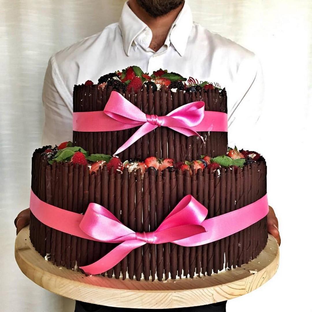 Naše svatební dorty - Obrázek č. 1