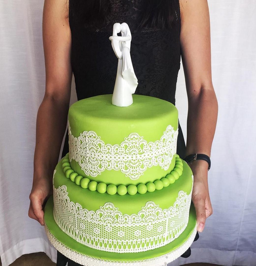 Naše svatební dorty - Obrázek č. 3