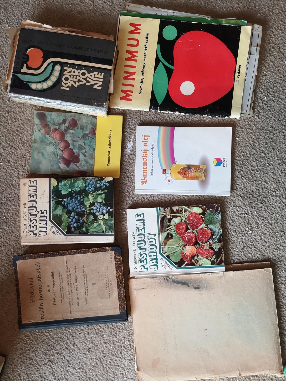 Knihy pre záhradkára - Obrázok č. 1