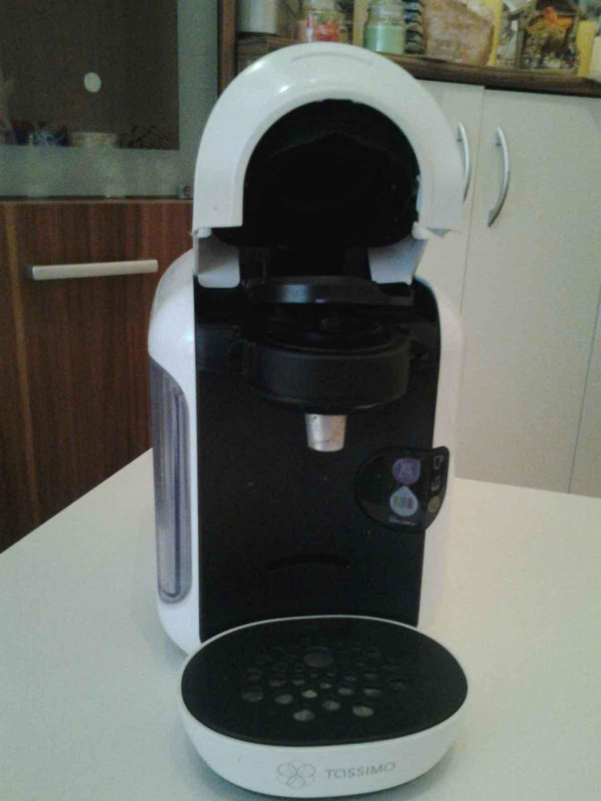 Kavovar Tassimo Bosch - Obrázok č. 1
