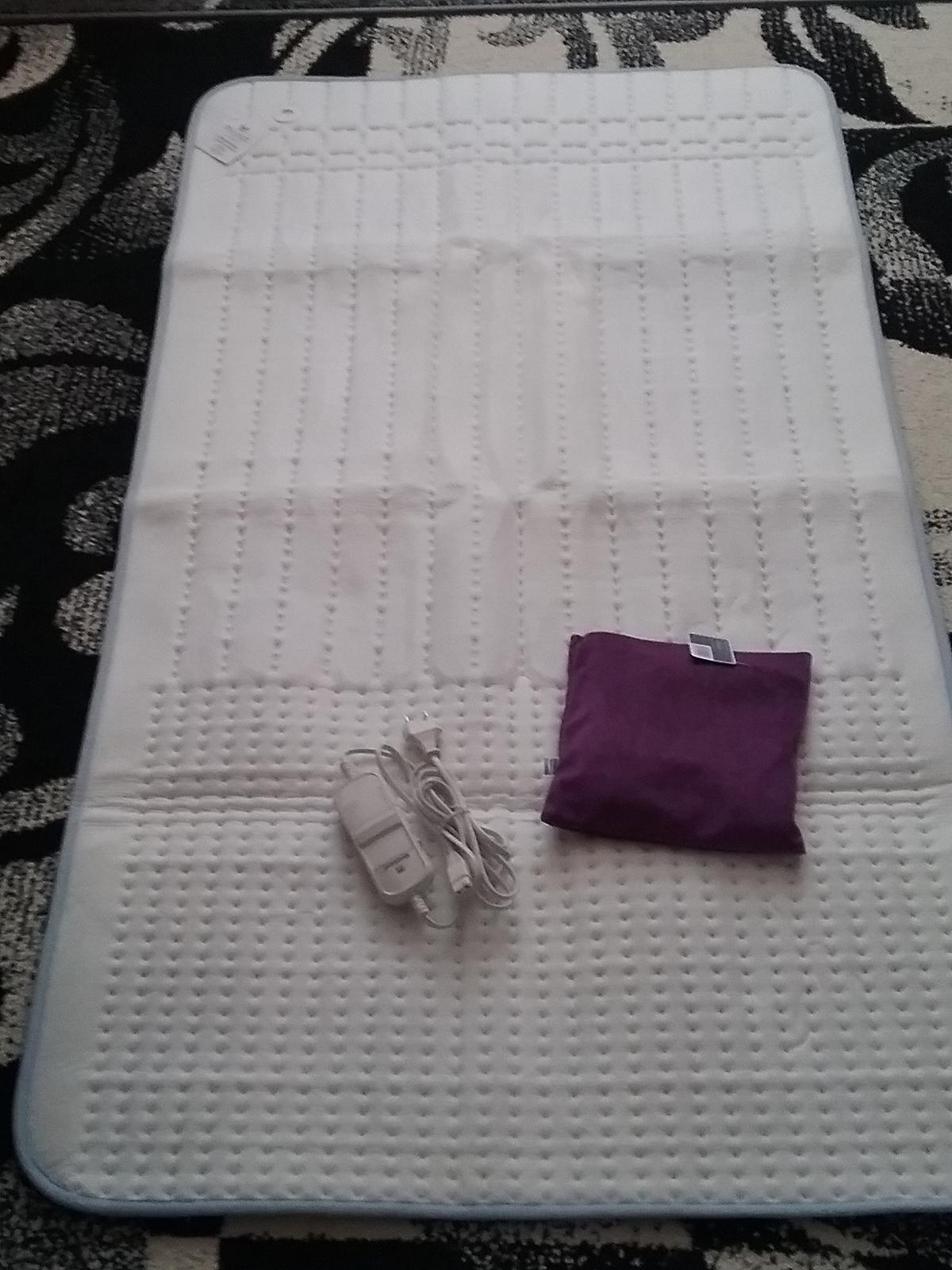 Elektricka vyhrievacia deka - Obrázok č. 1