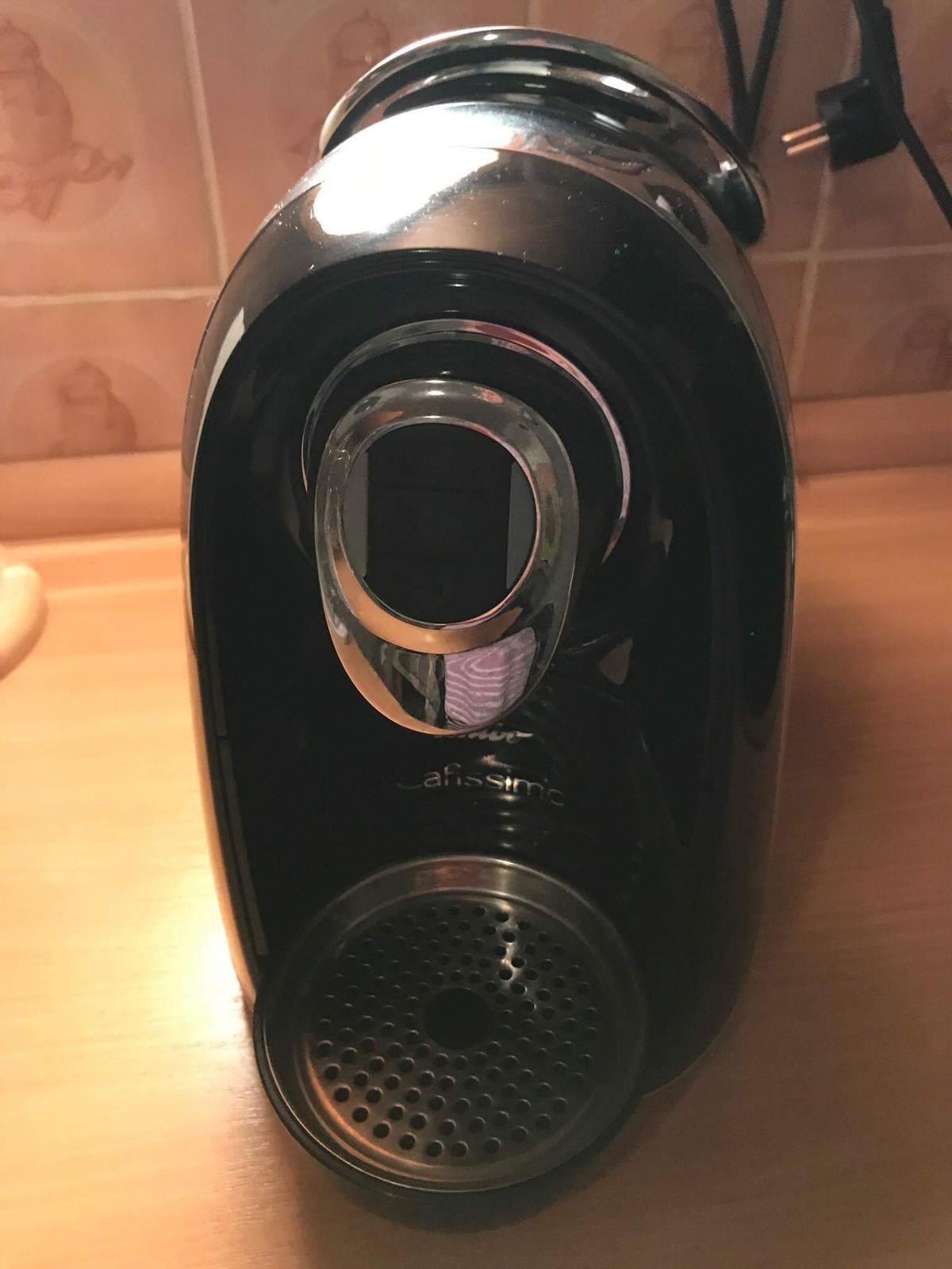 Kávovar Thibo Cafisimo - Obrázok č. 1