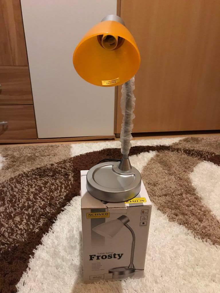 Stolová lampa - Obrázok č. 1