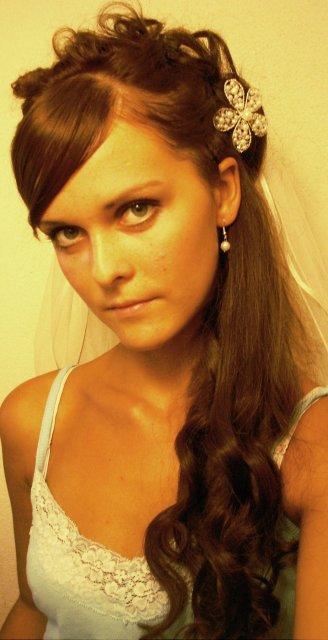 Prípravy na svadbičku - moje nudenie sa...:-)