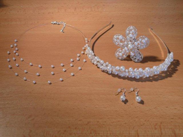 Prípravy na svadbičku - už mám doma bižu od catyky krááásna dakujem po 19.9 napredaj