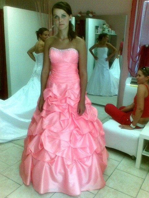 Prípravy na svadbičku - ako taký cukrík :-)