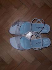 Moje boty na svatbu - jsou úžasně pohodlný :o)