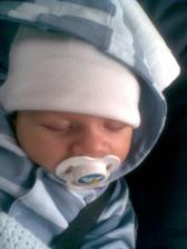 Náš Robinek - narozen 9.6. 2008 :o)