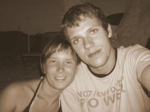 Zakynthos 2006 (strašná fotka)