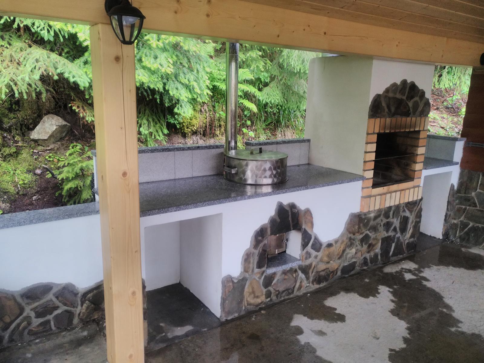 Záhradná kuchyňa - potešenie v letných dňoch - Obrázok č. 3